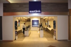 New Eastlink store overview picture from the perspective of the hallway