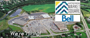Bell is Hiring at the Antigonish Market Square