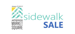 Antigonish Market Square Sidewalk Sale