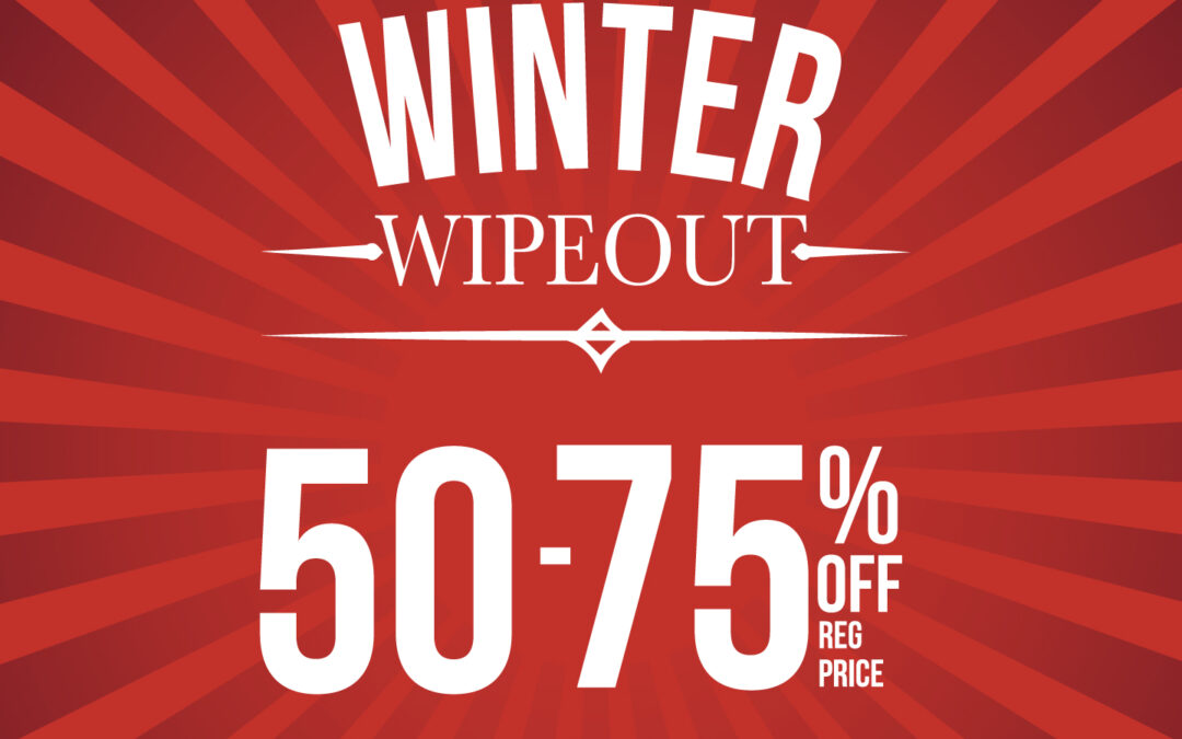 PSEUDIO Winter Wipeout