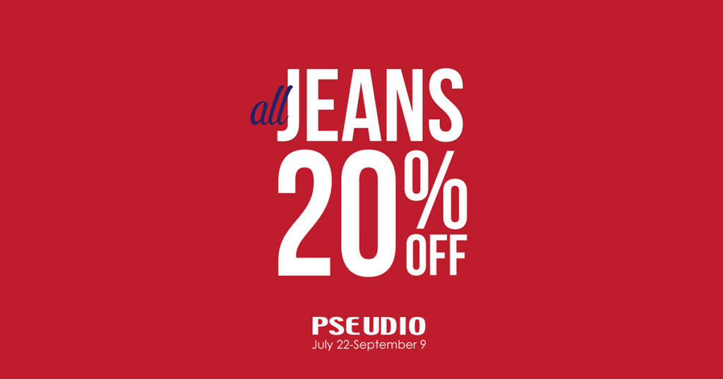 Antigonish Market Square - All Jeans 20% Off
